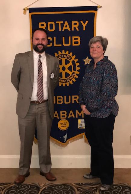 Auburn University Associate Professor Emerita and first-time author Mary Helen Brown