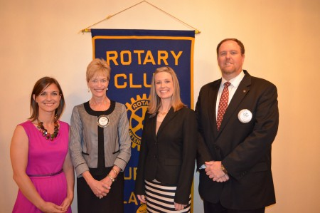 Rotary and ACS Honor Teachers of the Year