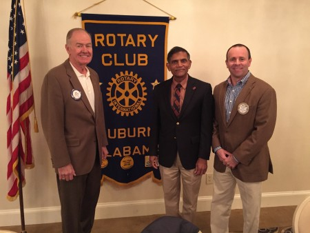 Dr. Janaki Alavalapati, Dean of Auburn University School of Forestry and Wildlife Sciences