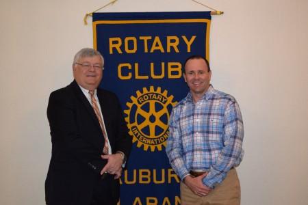 Phillip Dunlap, Director of Economic Development for the City of Auburn