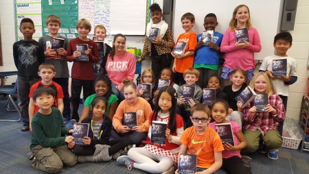 Auburn Elementary Students
