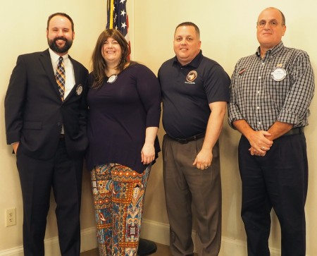 Auburn Rotary Club commemorated Veterans Day