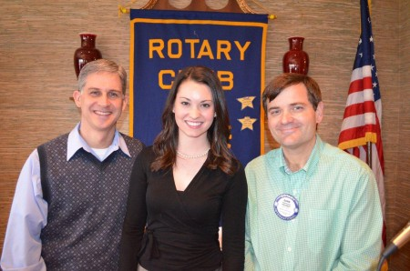 Rotary Ambassadorial Scholar Lauren Hayes