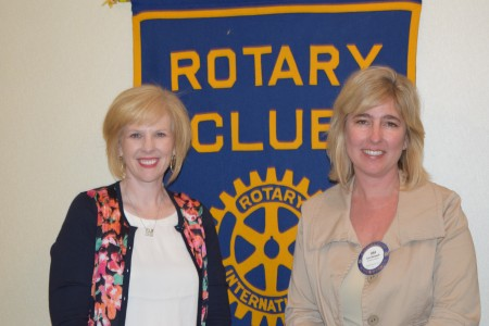 Rotarian Lisa Ditchkoff Shares Stories of Hope