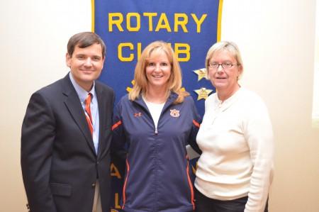 Auburn Softball Head Coach, Tina Deese