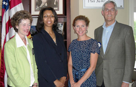 Teachers of the year 2009